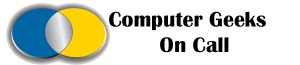 Computer Geeks On Call – mycgoc.com Logo
